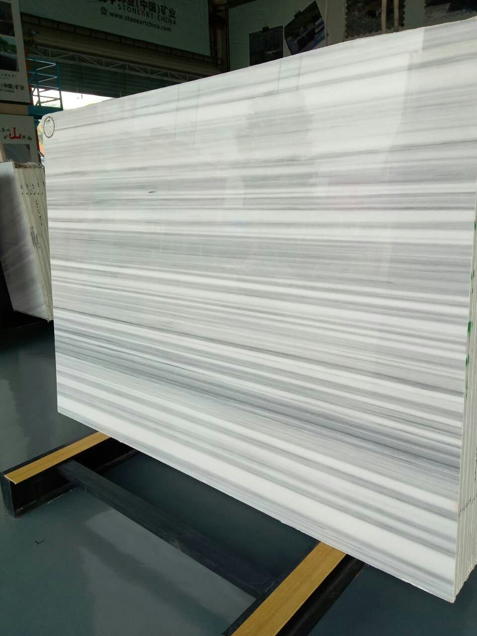 Marmala White Marble  Straight Texture  Origin Greece