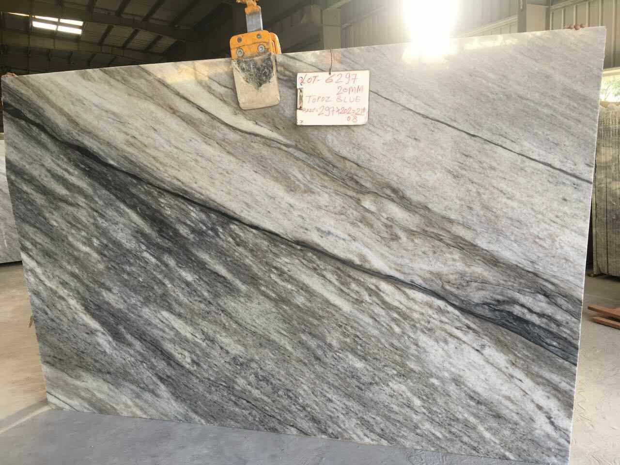 Topoz blue marble