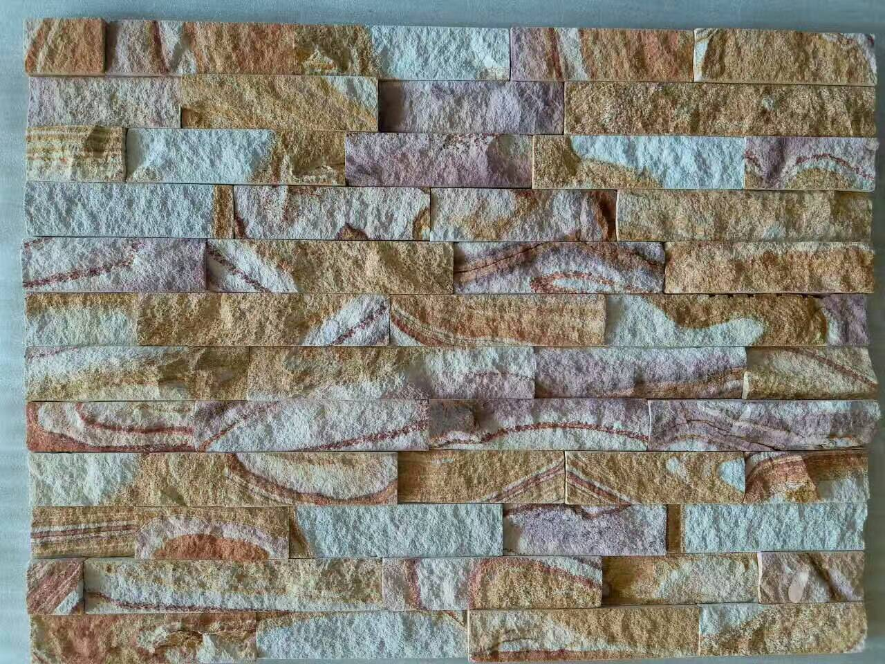 Cultured Stone Stacked Stone Veneer Wall Cladding