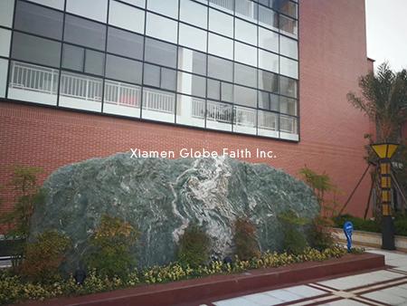 outdoor landscape stone