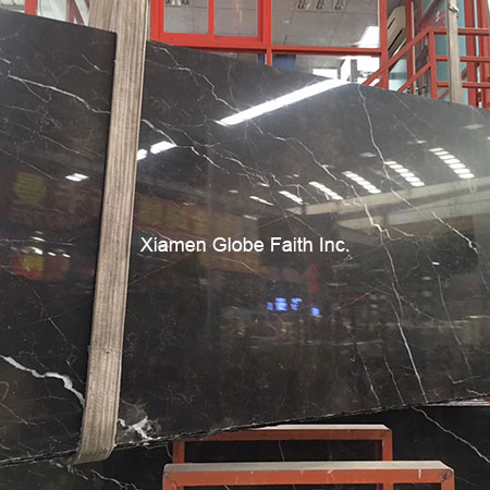 black marquina slabs