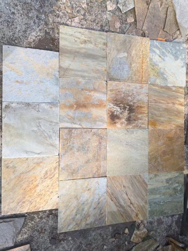 China Slate Tiles Paving Stone