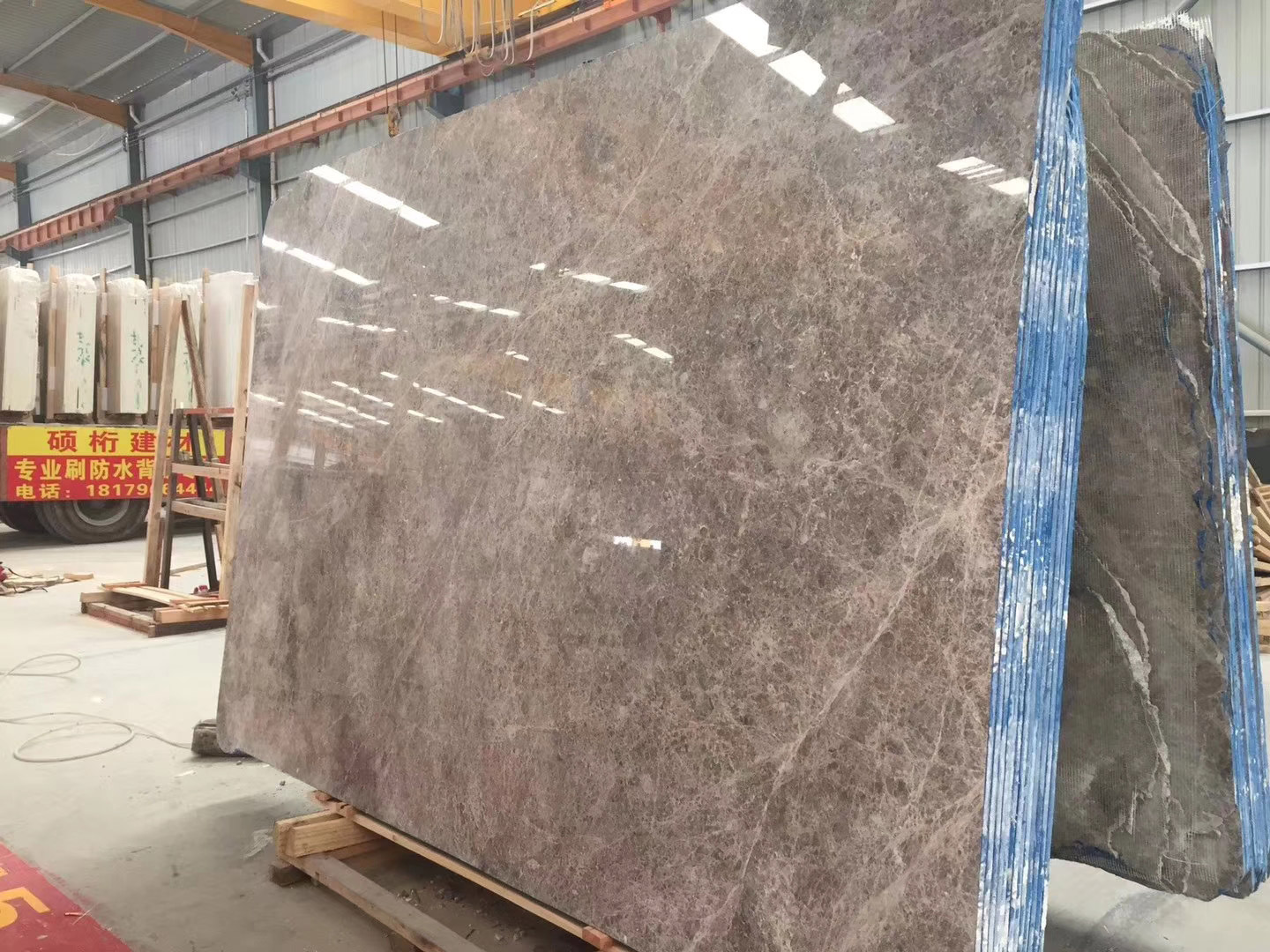 Cloud Dora Grey Marble from China