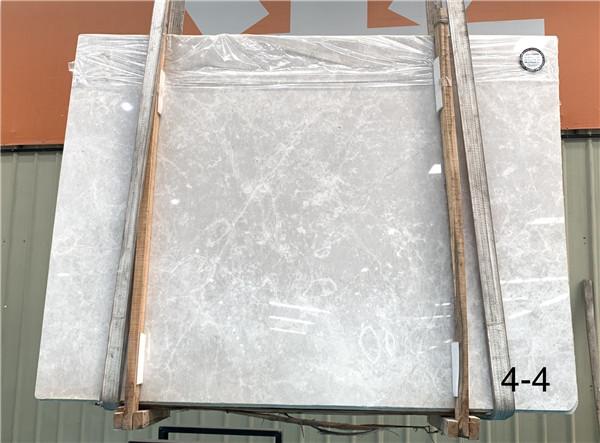 High Polished Modern Grey Marble Slab