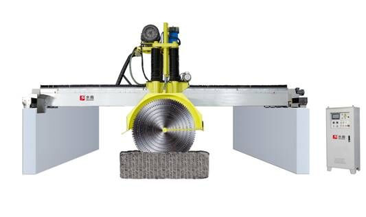 Multi-piece bridge cutting machine QQJ-20003000