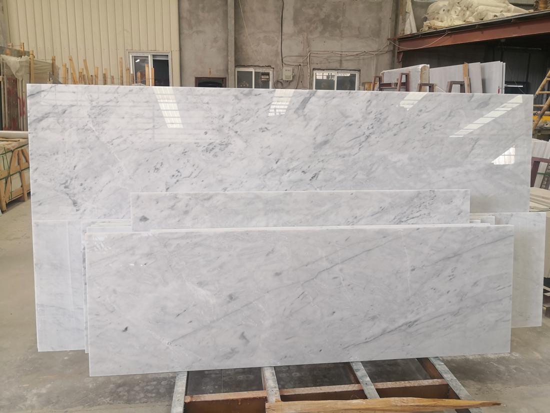 New Carrara White marble