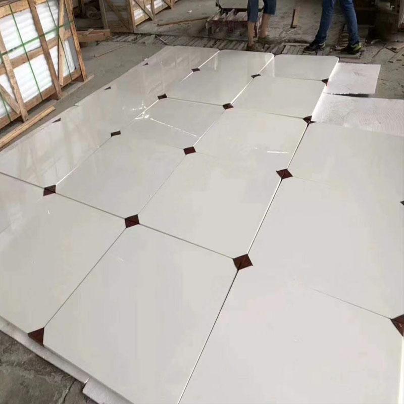 Nano crystallized glass stone tile