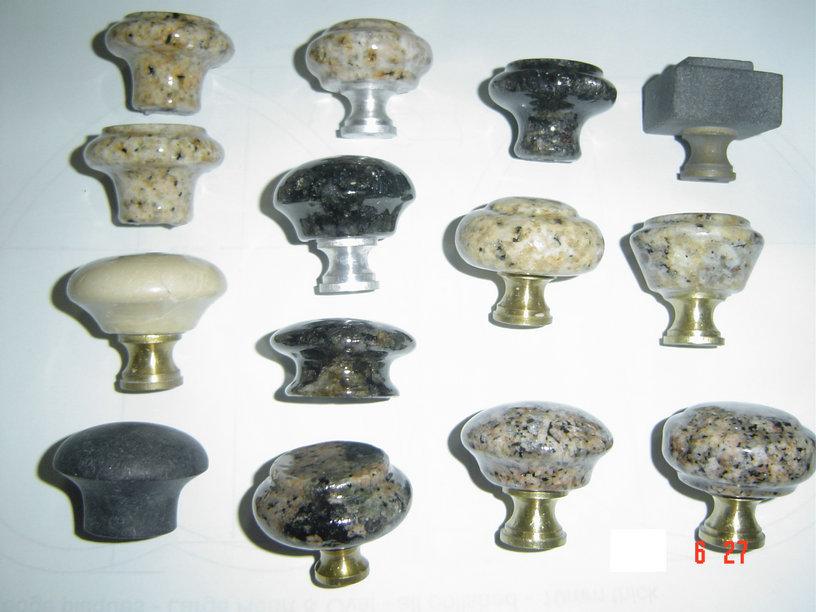 stone knob