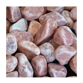 HB-006 Light Pink Ball Stone