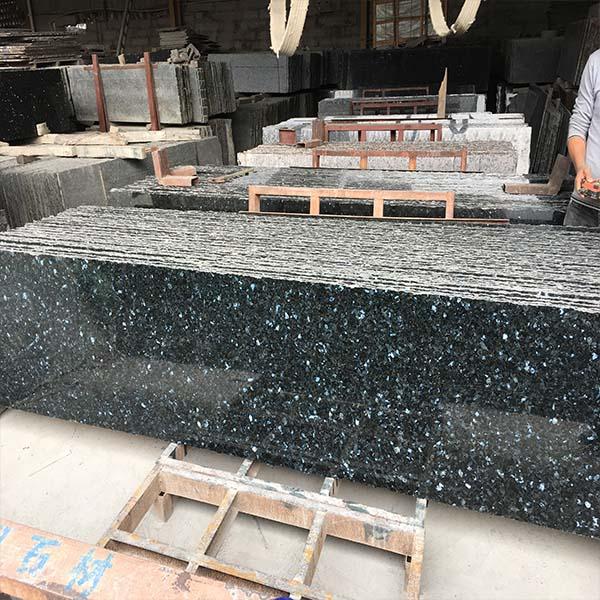 Old emerald pearl granite