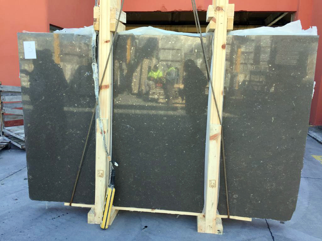 Olive Branch Green Marble Slabs
