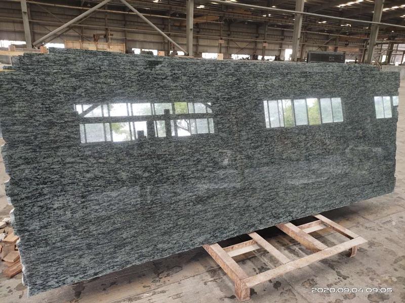 Springbok Olive Green Granite Granit Vert Olive Maritaca Oliva Granite Olivio Namaqualand Green Granite