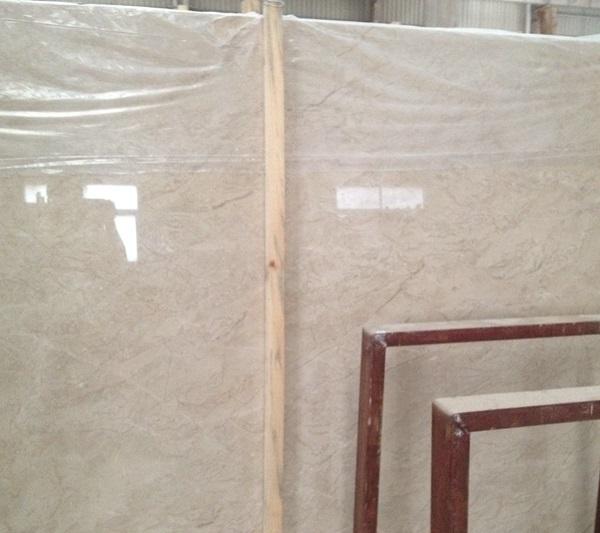 Oman Beige Marble Slab