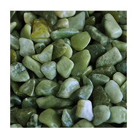 DL-006 Green Polished stone