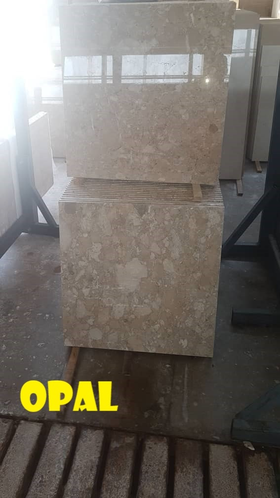 Opal Beige Marble in Slab and Tile Iran cheap