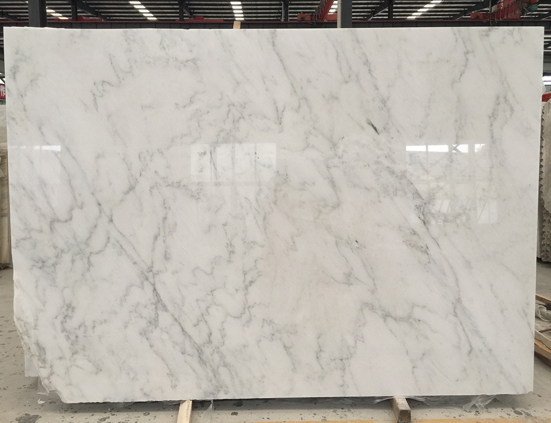 Oriental White Marble Slabs 18mm