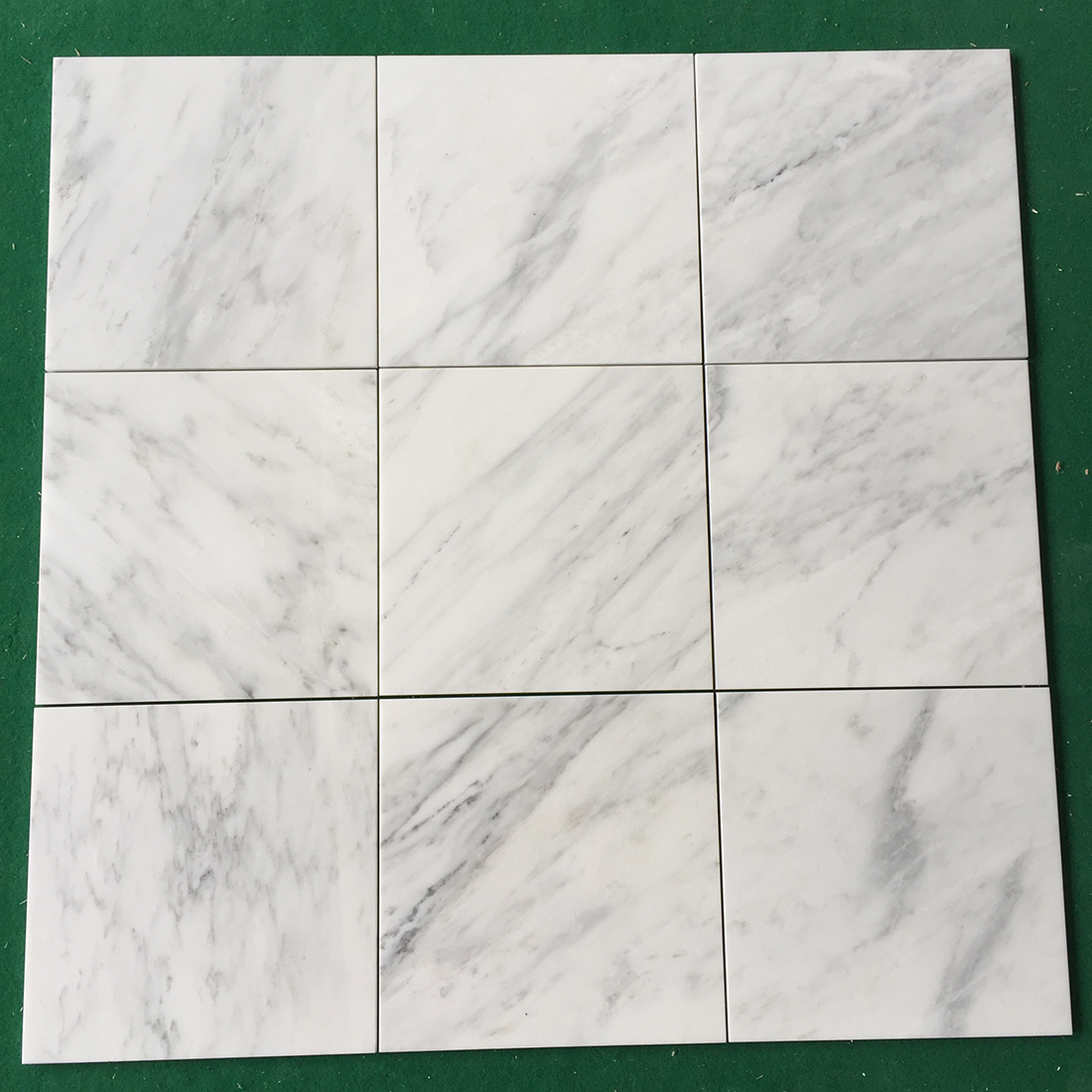 white marble tiles oriental white for floor  wall 305 305 10mm