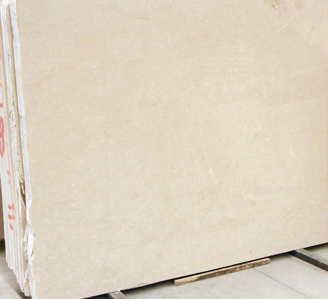 Turkish Ottoman Beige Marble Slab
