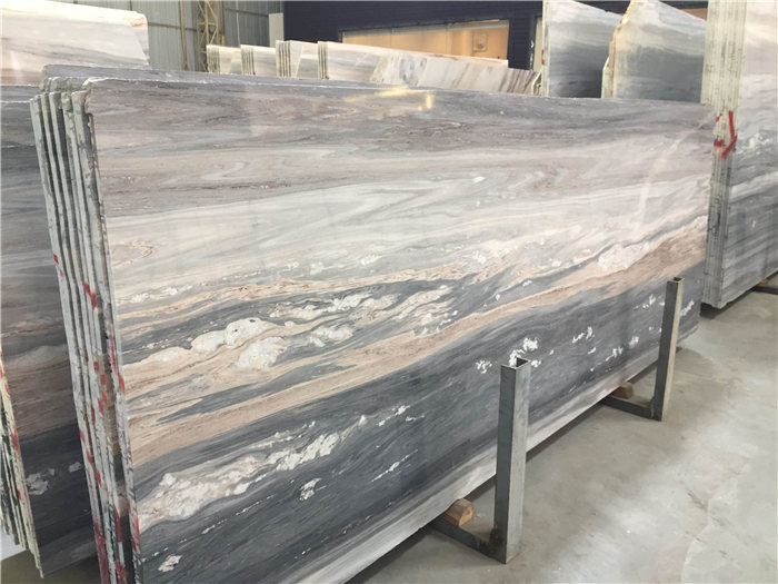 Palissandro Blue Marble Slabs