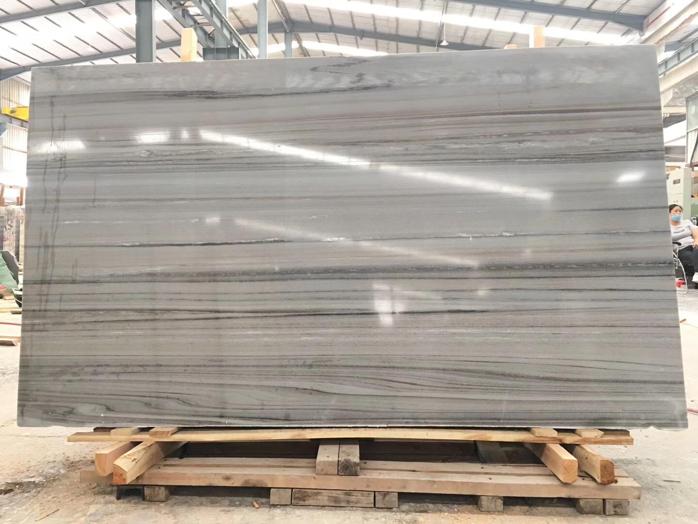 Palissandro Light Marble Slabs for Interior Design