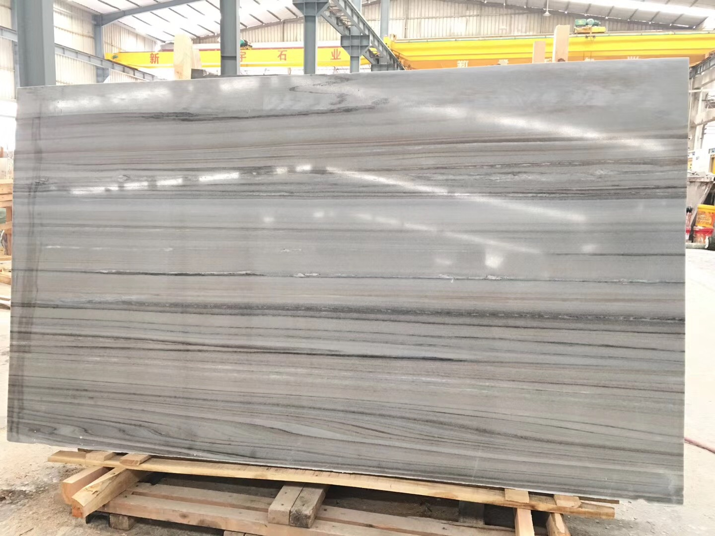 China Low Price Palisandro Fiorito Marble Slabs
