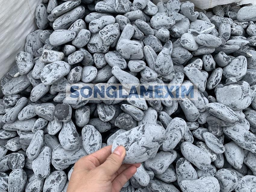Grey Marble Pebbles
