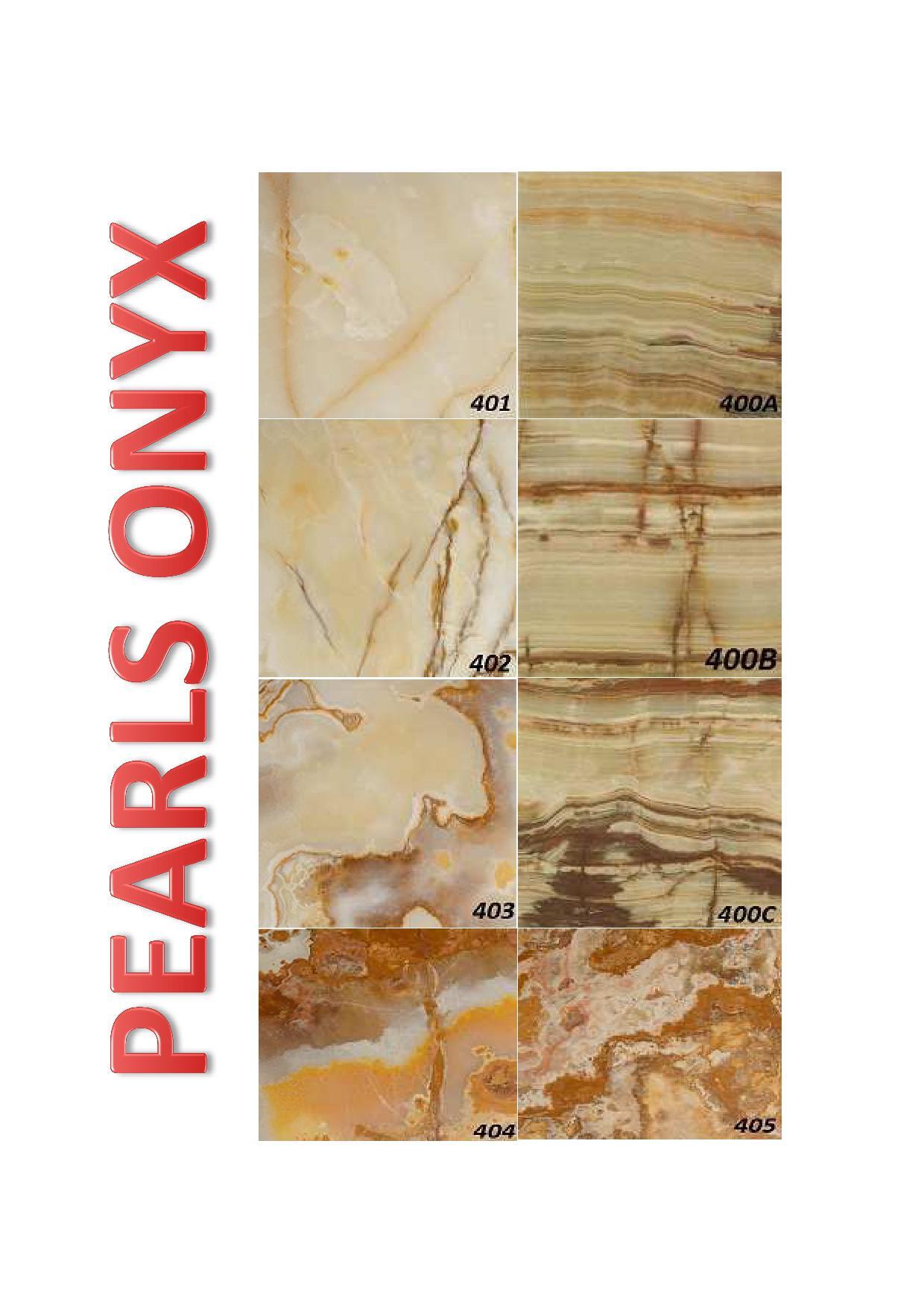 Pearls Onyx