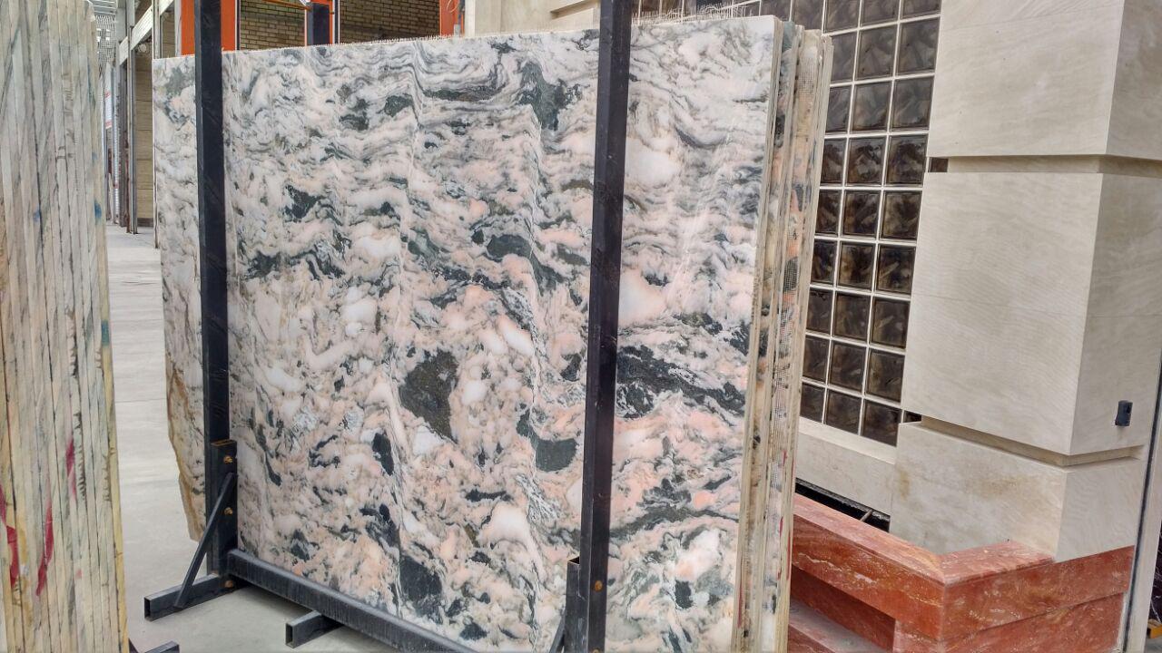 tiger marble slabs