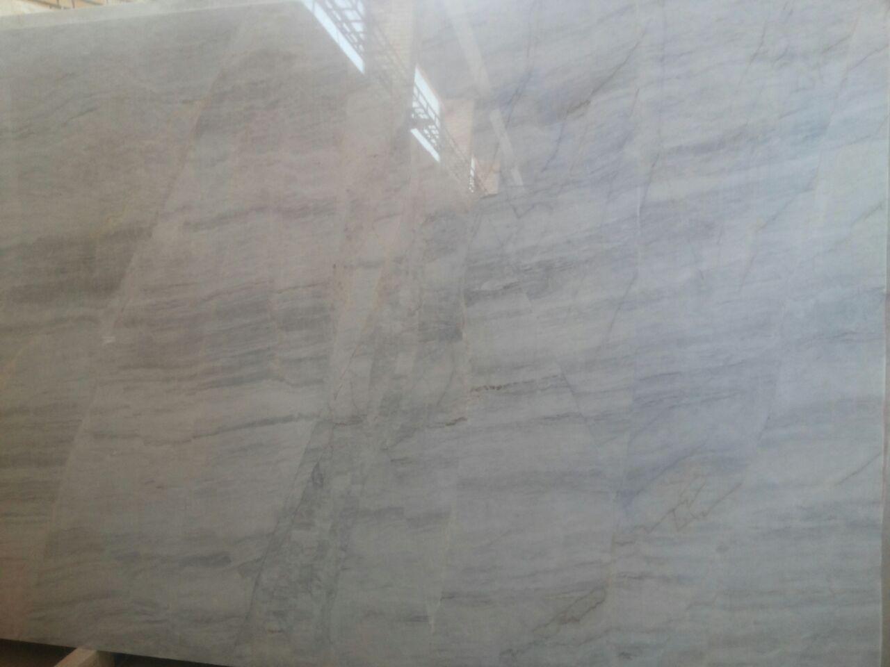 white flag marble