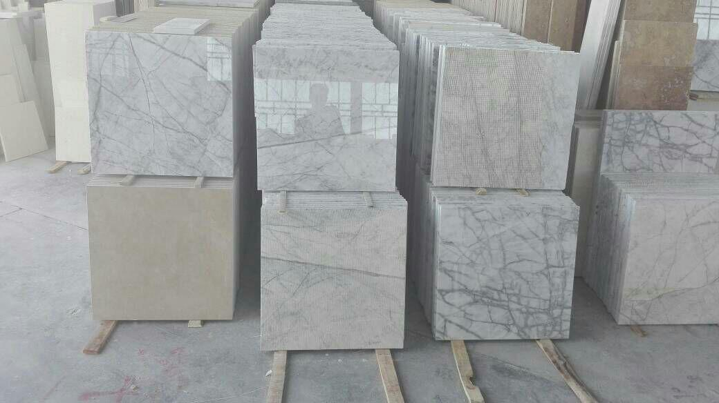 Spider Marble Tiles