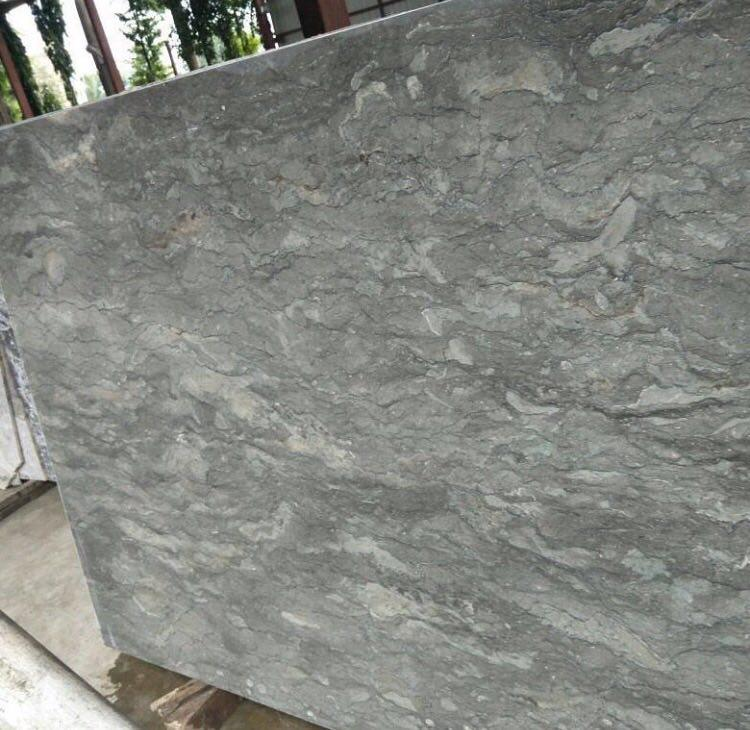 Smoke Wave Marble Slab