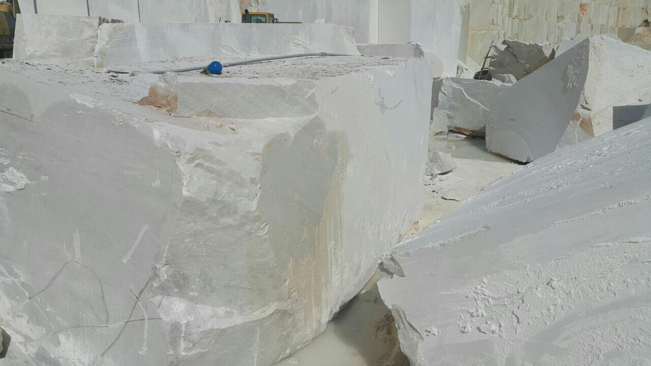 Ghodsi-stone snowywhite marble quarry