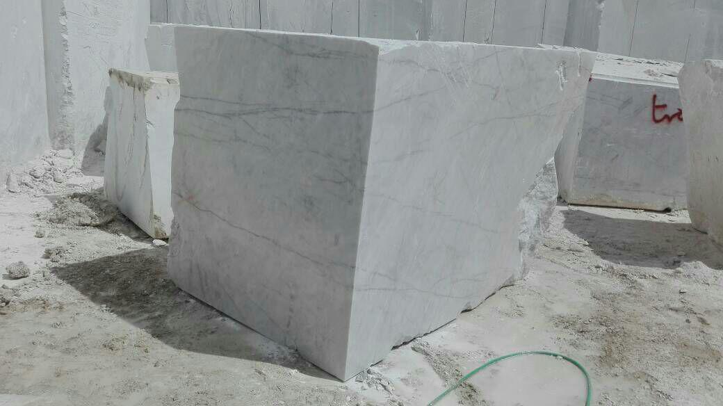 Spider marble block