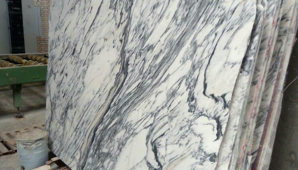 Spider dark marble Slabs