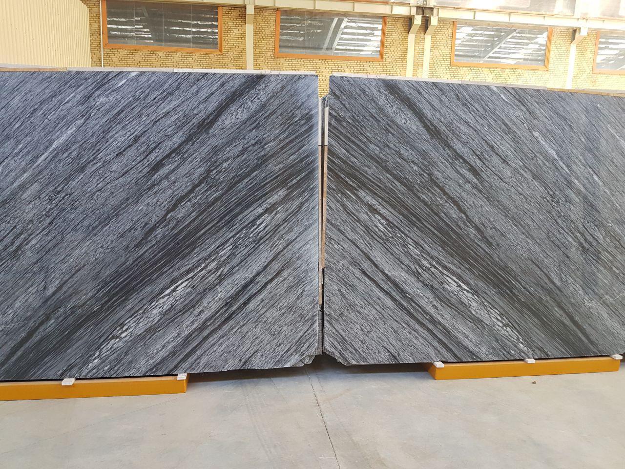 Blue Mehr Crystal Marble