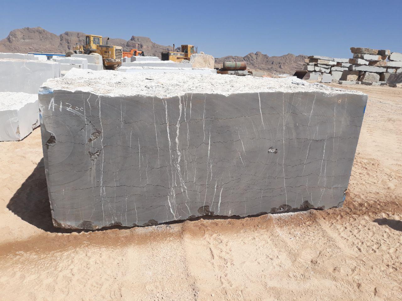 Pietra Grey Marble block