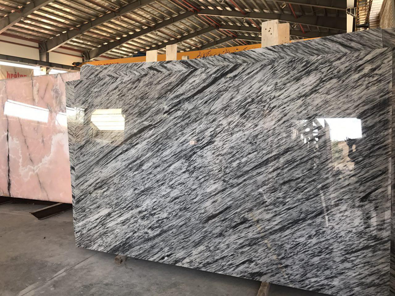Grey Rain Marble