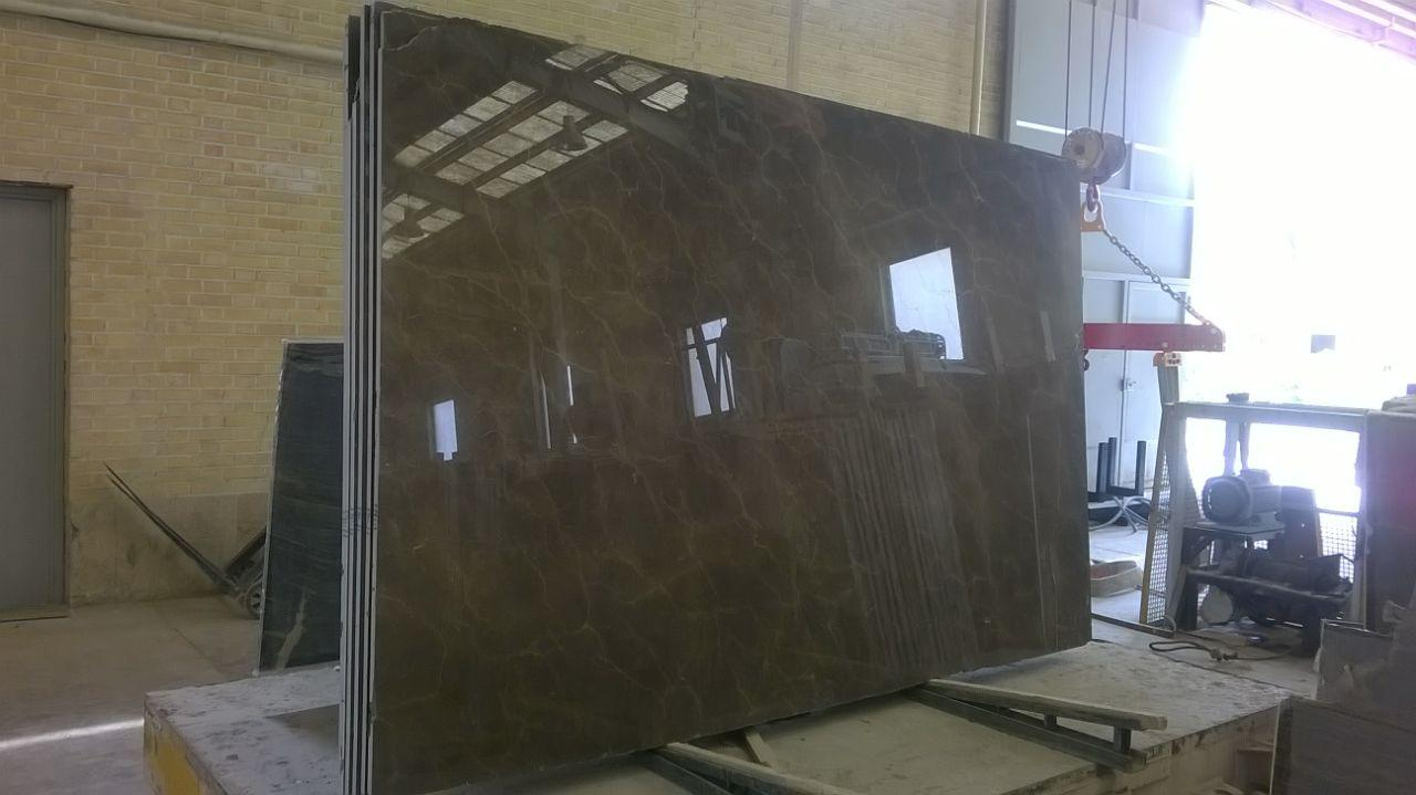 Diamond brown Marble
