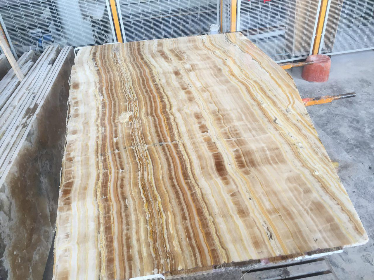 honey marble from zanjan