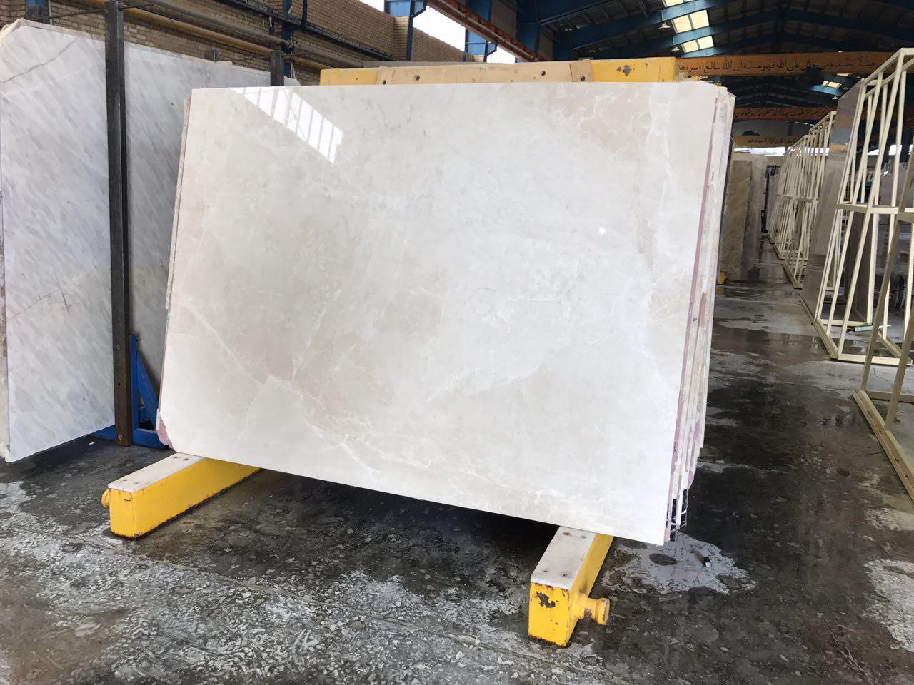 Latte Marble Slabs Top Quality
