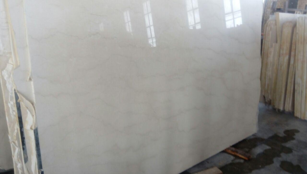 light cream marble