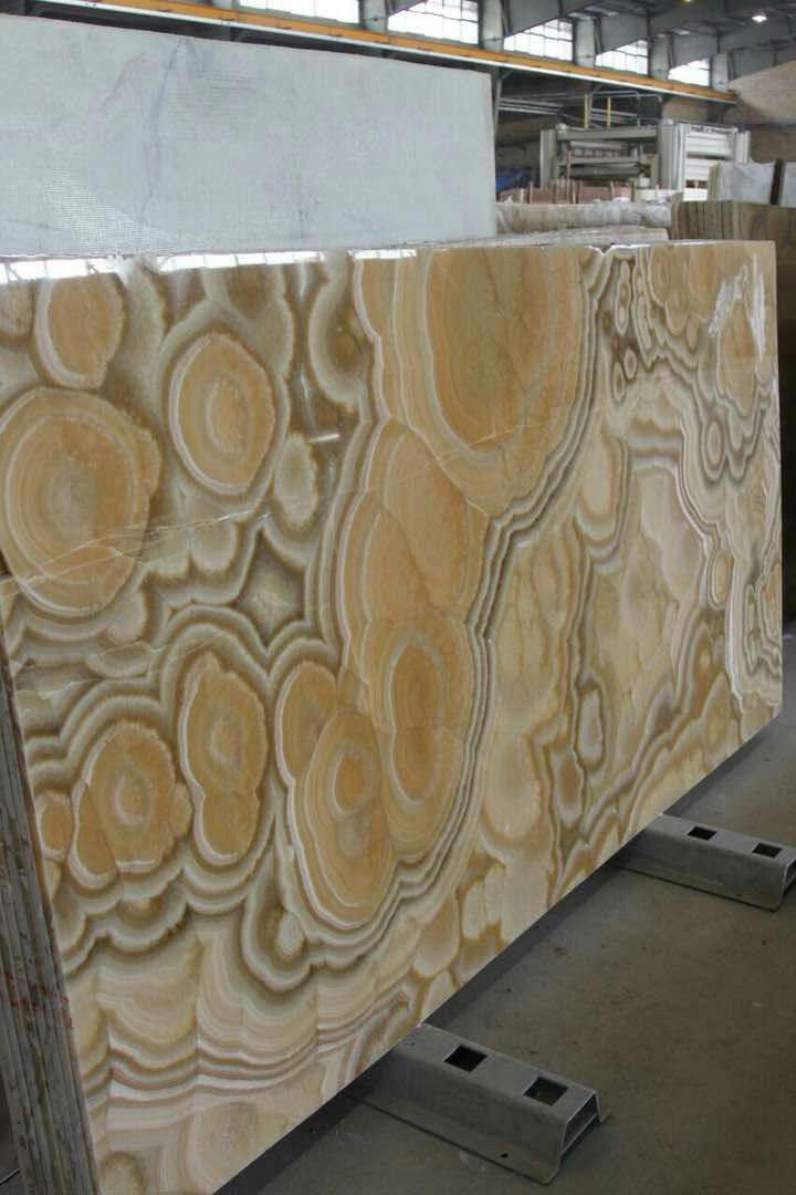 Honey onyx Slabs