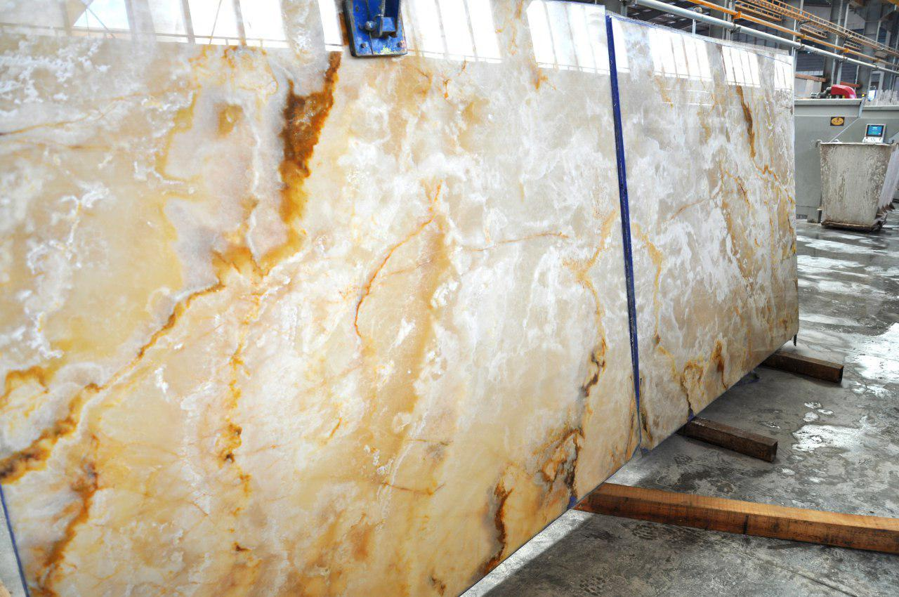 White Onyx new Quarry of MSS CO