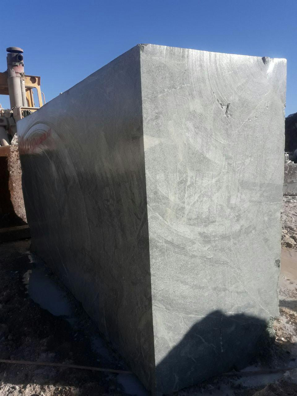 Green Granite Blocks Iranian Natural Blocks