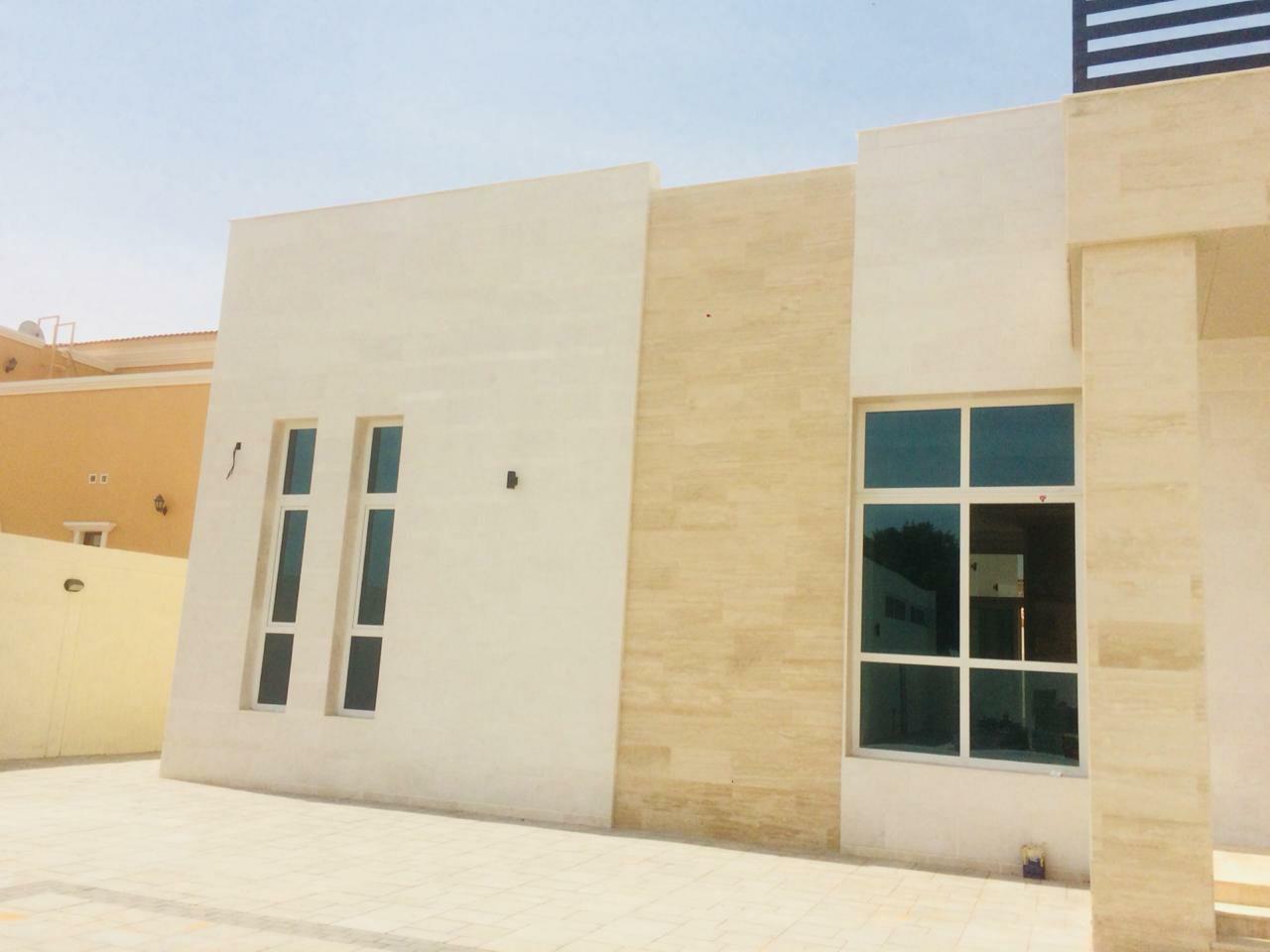 Beige Limestone Building Facades