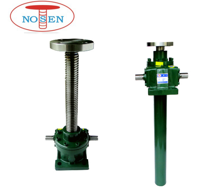 Electric Heavy Duty Worm Gear Screw Jack