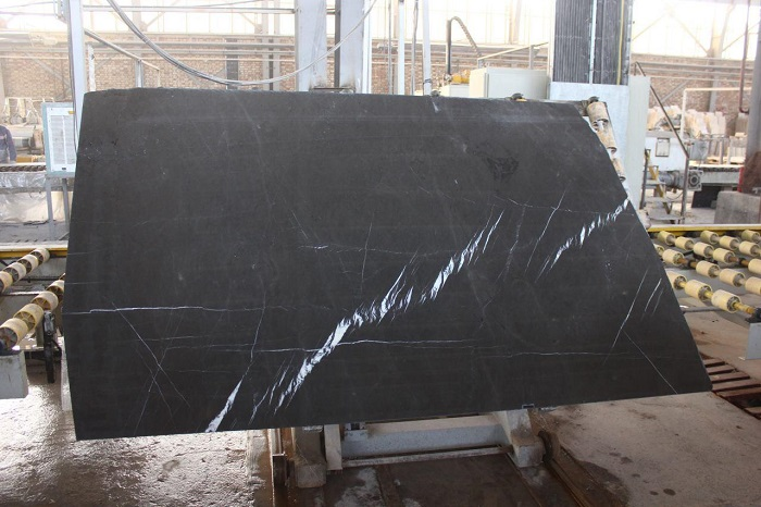 pietra gray black marble slabs