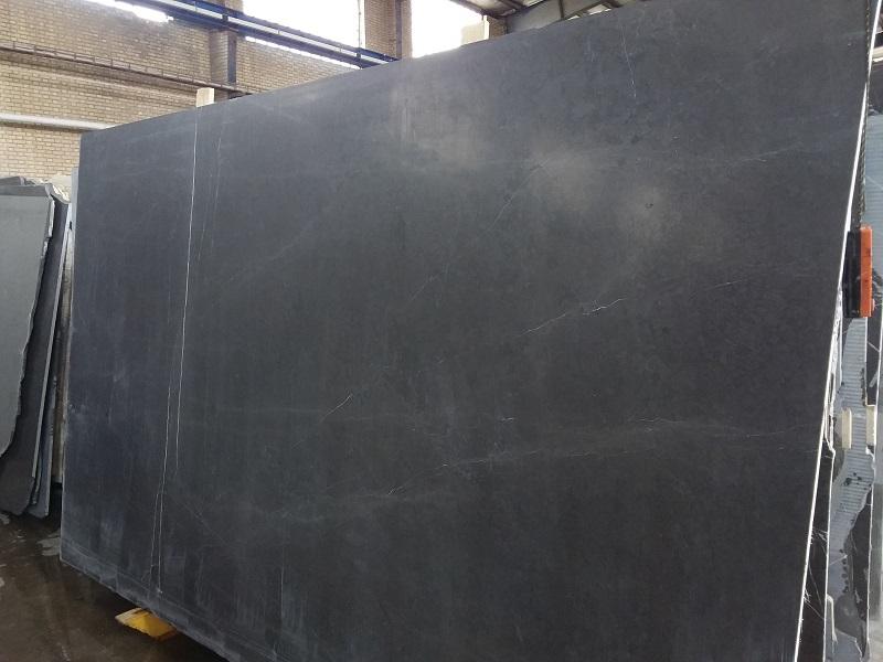 honed pietra gray marble slab