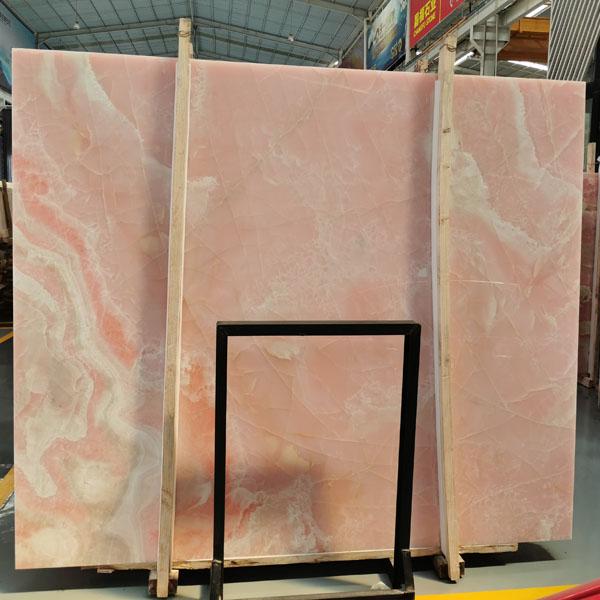 Pink Onyx Big Slab