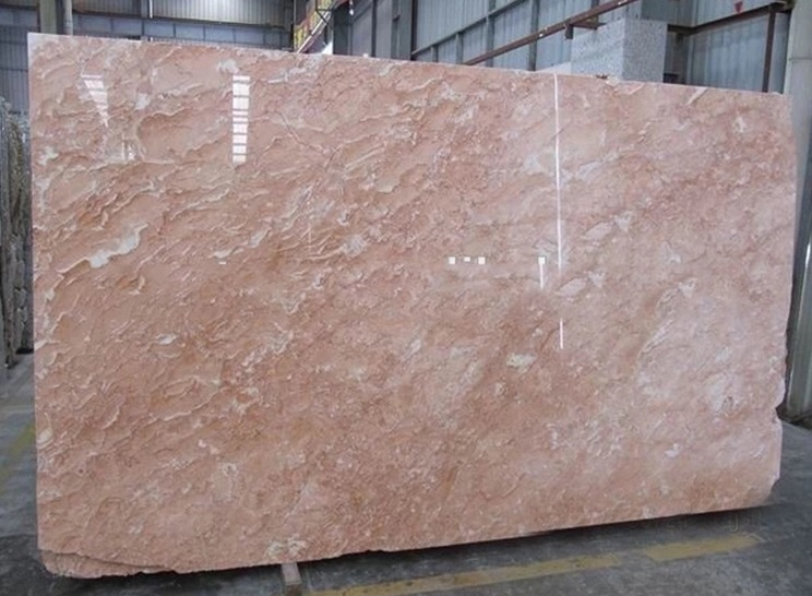 pink red marble stone